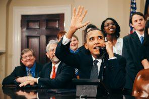 Barack i Michelle Obama zrobią serial komediowy razem z Netflixem