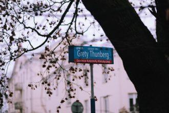 skwer grethy thunberg
