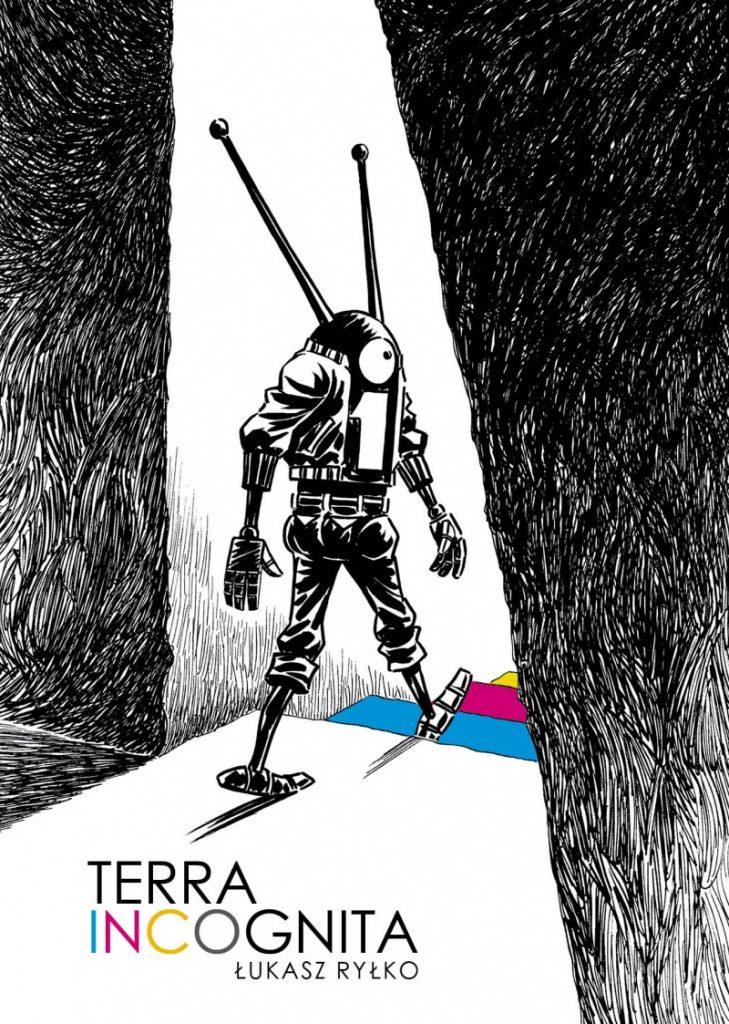Terra-Incognita komiks recenzja