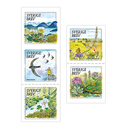 greta thunberg znaczek pocztowy