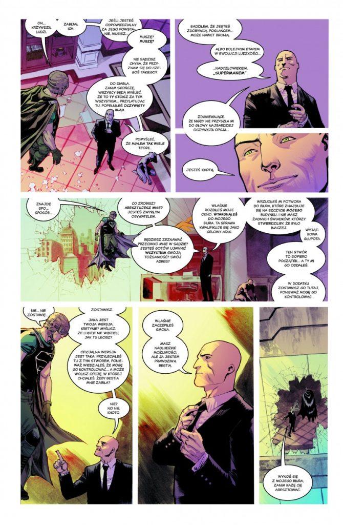 superman komiks recenzja