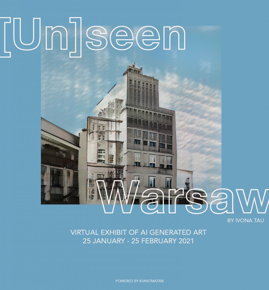 [Un]seen Warsaw wystawa