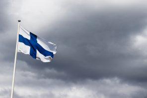 finlandia flaga