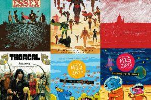 Z koszykiem wśród komiksów – lutowe premiery!