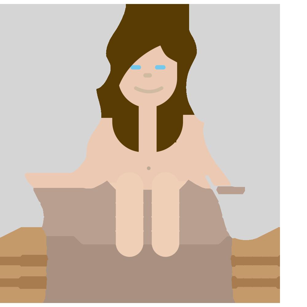 emoji sauna