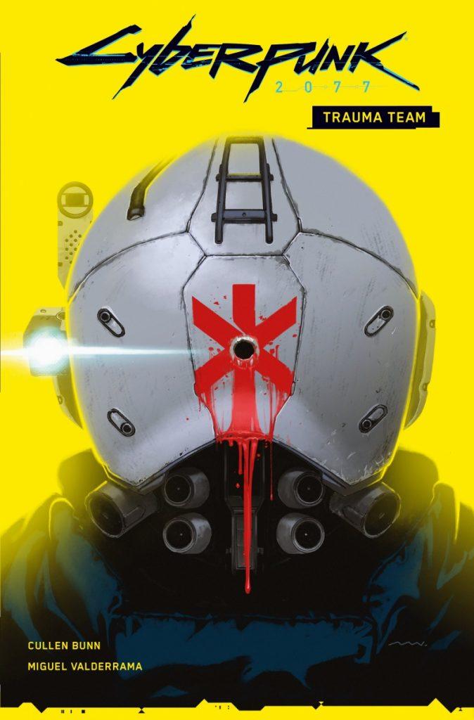 Cyberpunk komiks