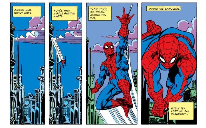 komiks spiderman