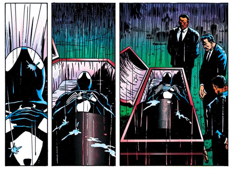 """komiks """"Amazing Spider-Man Epic Collection: Ostatnie łowy Kravena"""""""