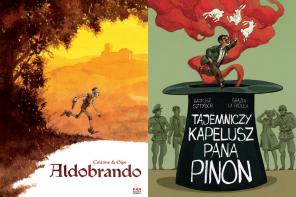 Z koszykiem wśród komiksów – wrześniowe premiery!