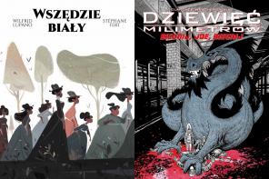 Z koszykiem wśród komiksów – październikowe premiery!